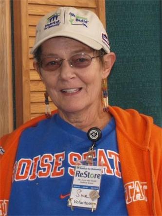 "Sue Mooney ""Retires"" from ReStore"